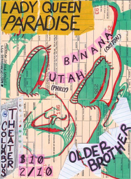 Paradise Utah Map.Lady Queen Paradise Banana Utah Older Brother The Columbus